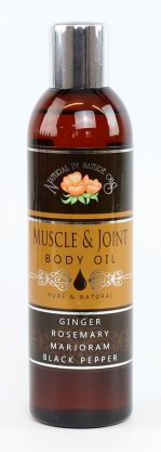 MUSCLE & JOINT BODY OIL