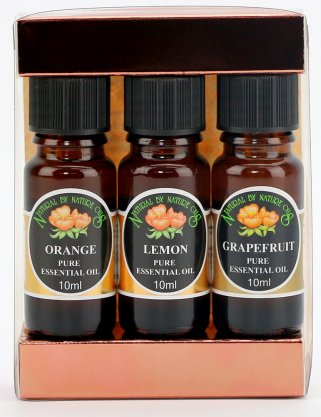 GIFT SET A.ORANGE/LEMON/GRAPEFRUIT