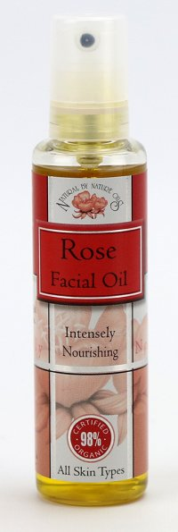 ROSE FACIAL OIL
