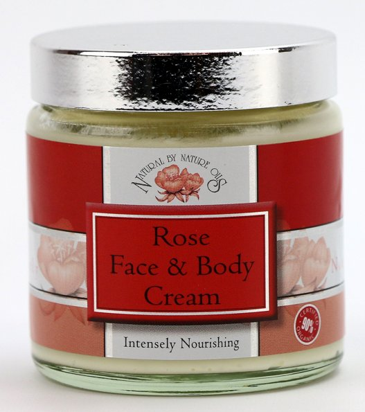 ROSE FACE & BODY CREAM