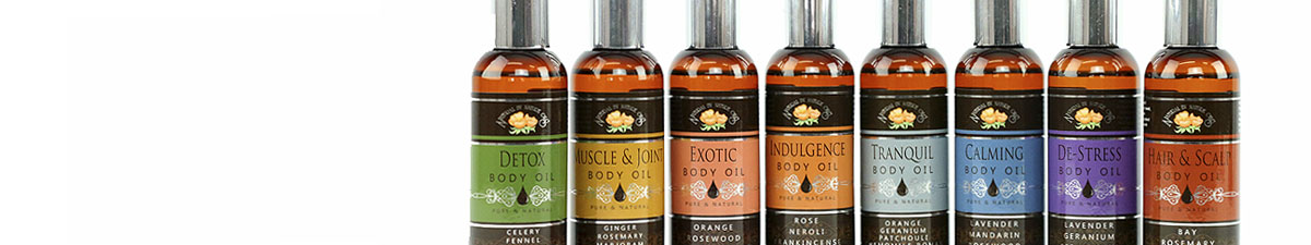 Pure Body Oils