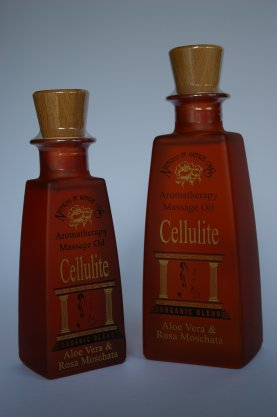 CELLULITE ORG. BLEND MASSAGE OIL