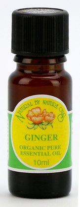 ORGANIC GINGER (Zingiber officinale)