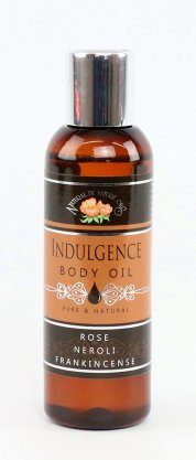 INDULGENCE BODY OIL