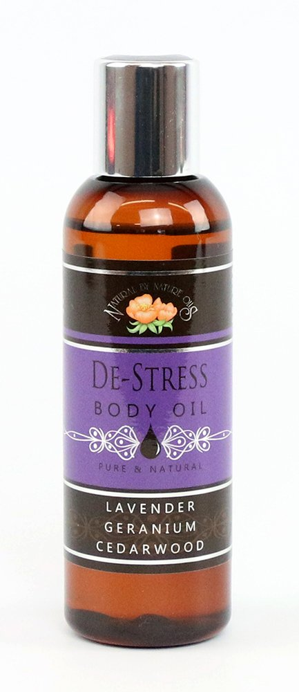 DE STRESS BODY OIL